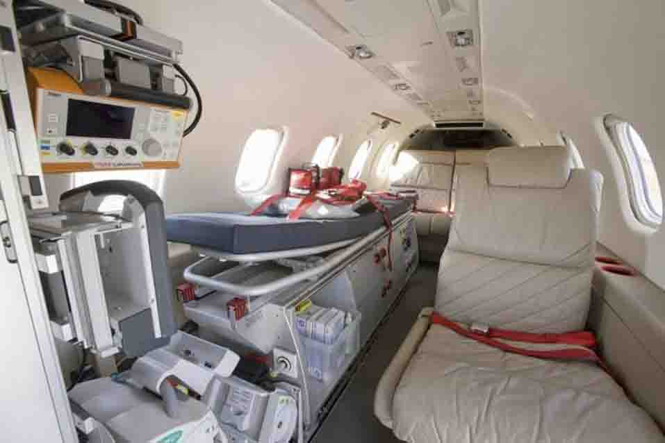 inter hospital transfer of critically ill